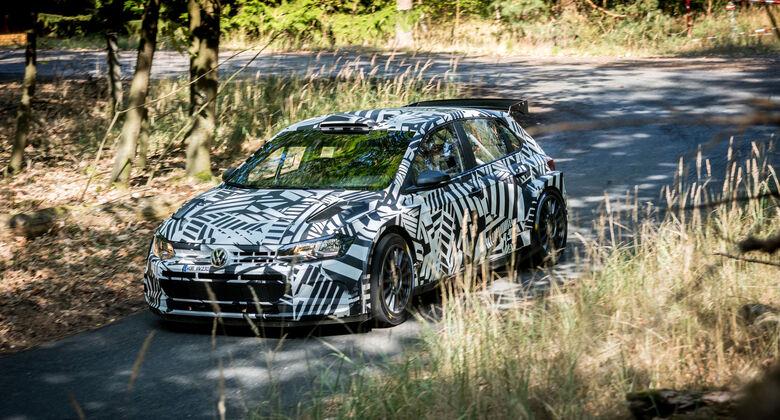 VW Polo GTI R5 - Rallye