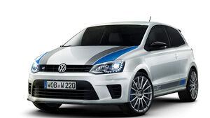 VW Polo R WRC Serienmodell