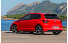 VW Polo VI GTI (2018) AW 2G rot Heck