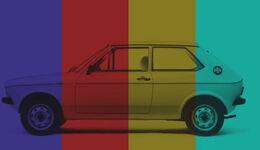 VW Polo Zeitreise