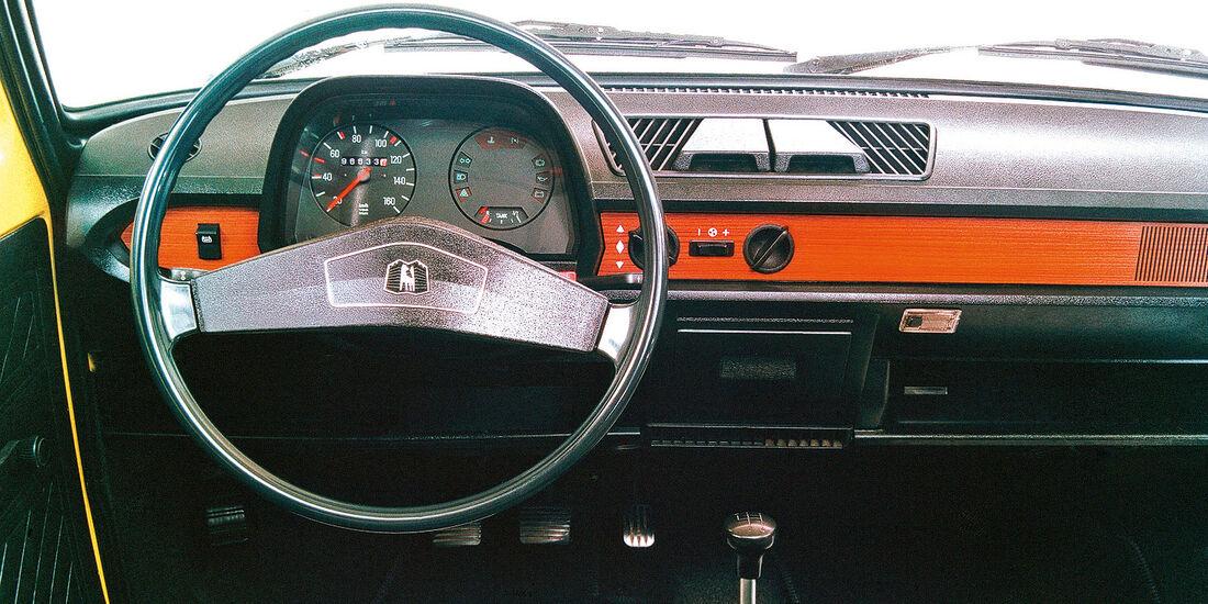 VW Polo erste Generation