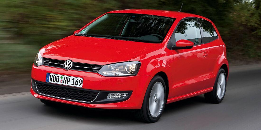 VW Polo fünfte Generation