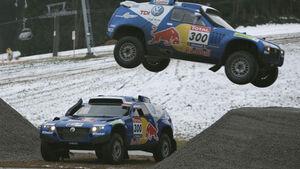 VW Race Touareg 2