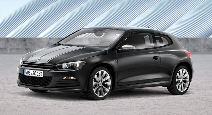 VW Scirocco Million