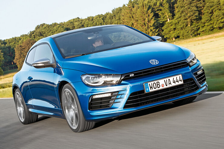 vw scirocco r 2 0 tsi im fahrbericht agiles coup in der. Black Bedroom Furniture Sets. Home Design Ideas