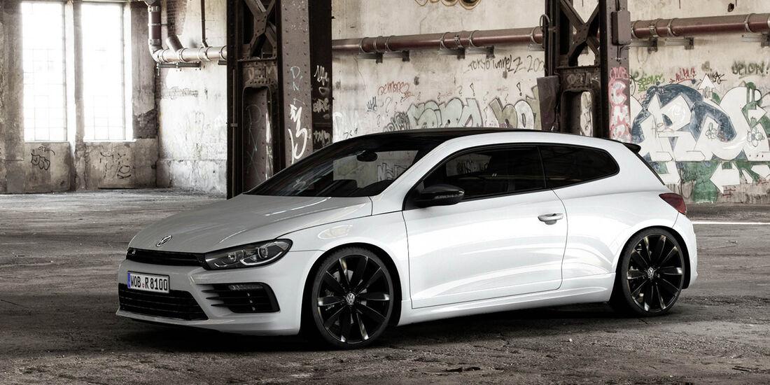 "VW Scirocco R ""Black Style"", 05/2016"