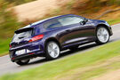 VW Scirocco TDI, Seitenansicht