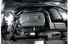 VW Scirocco TSI, Motor