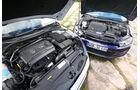 VW Scirocco TSI vs.TDI, Motoren