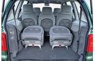 VW Sharan 1.9 TDI, Innenraum