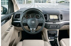 VW Sharan, Cockpit