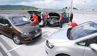 VW Sharan, Grafik