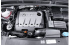 VW Sharan, Motor, 2.0 TDI, 170 PS