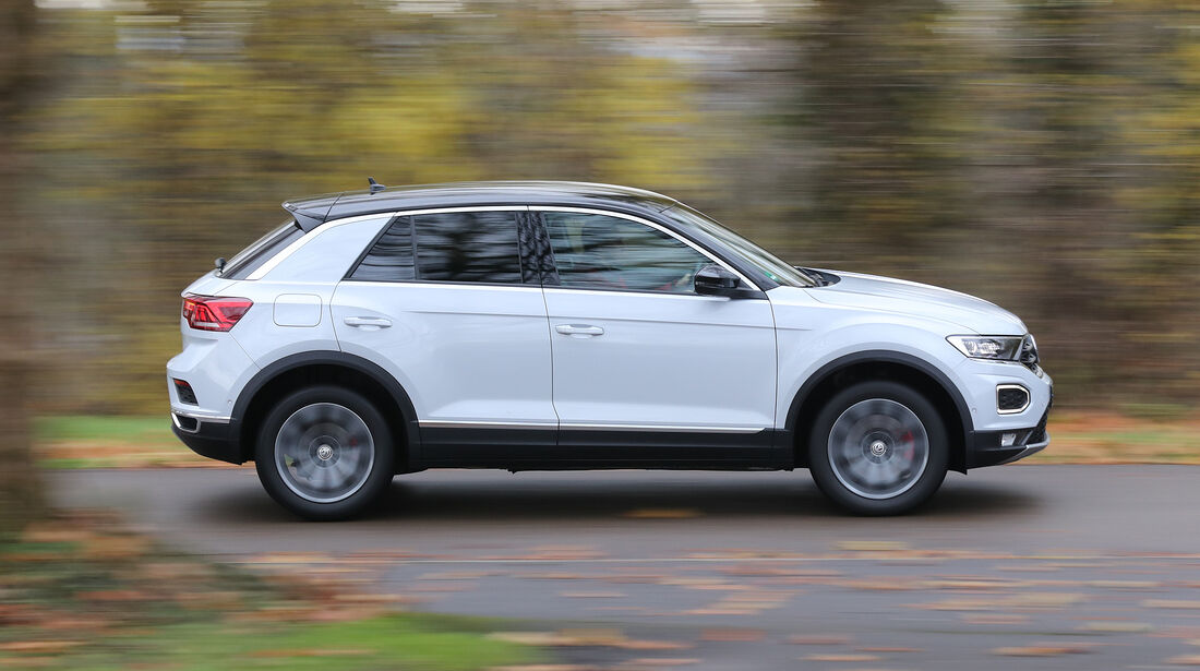 VW T-Roc 2.0 TSI 4Motion