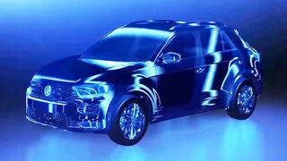 VW T-Roc Screenshot Teaservideo