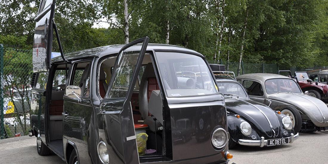 VW T2 Front