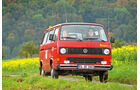 VW T3, Frontansicht