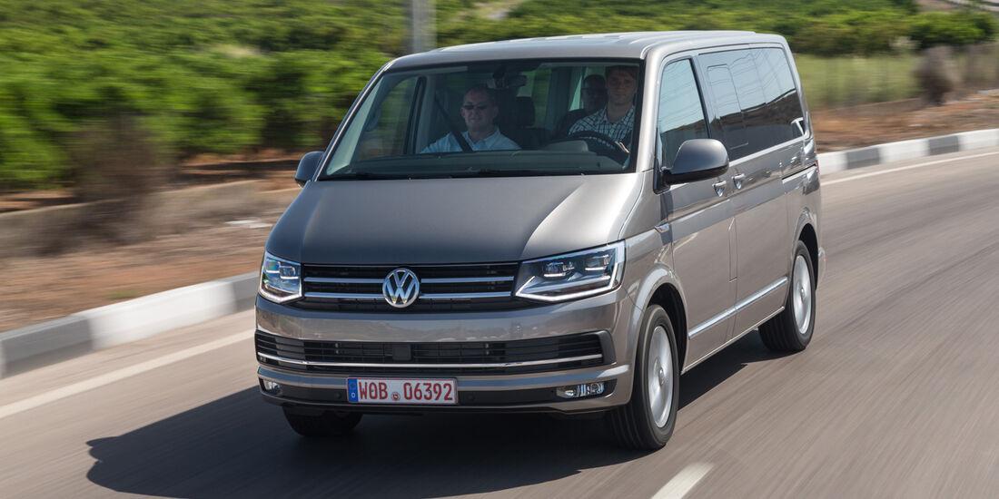 VW T6 Multivan, Frontansicht