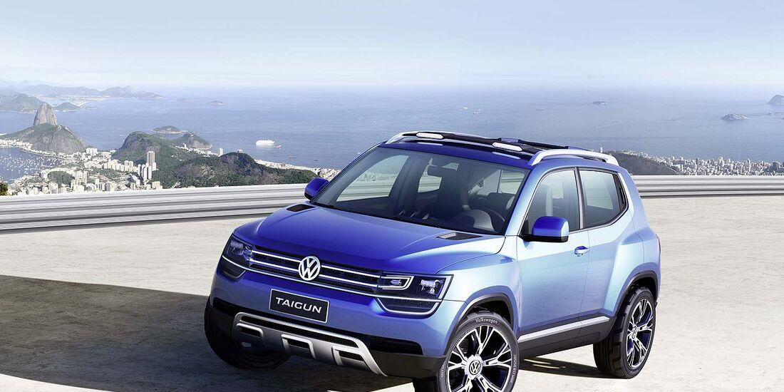 VW Taigun Concept