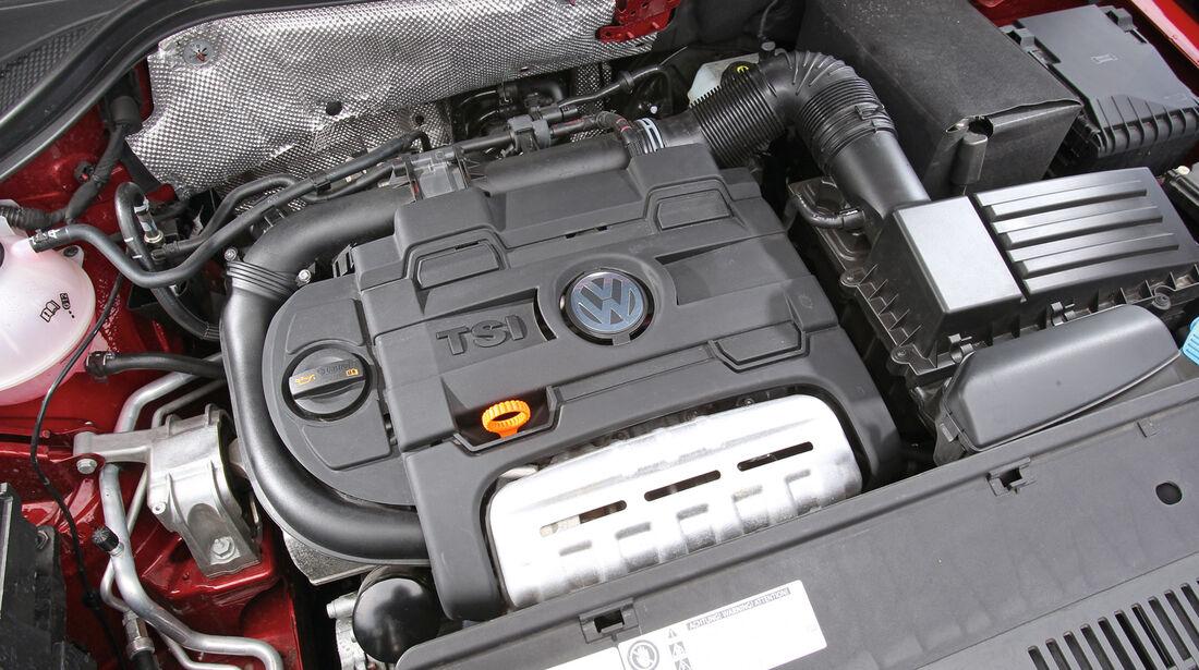 VW Tiguan 1.4 TSI  1.4 TSI 4Motion, Motor