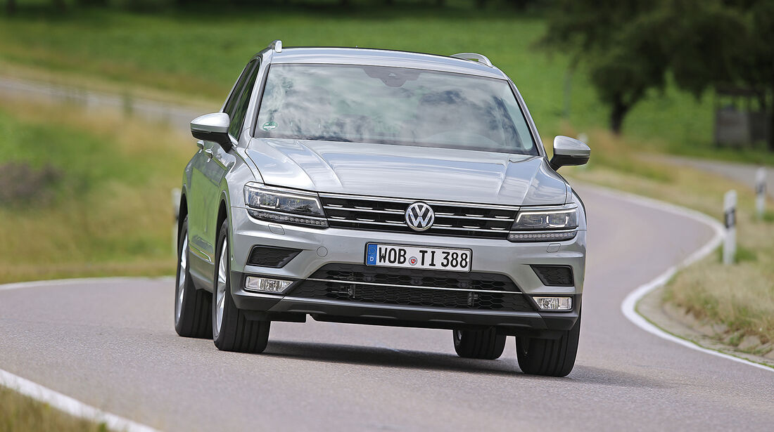 VW Tiguan 2.0 TDI 4 Motion Highline, AMS 1616