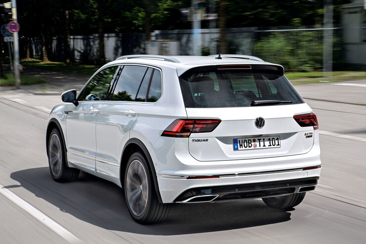 vw tiguan 2 0 tdi biturbo 2016 im test auto motor und sport. Black Bedroom Furniture Sets. Home Design Ideas