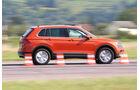 VW Tiguan 2.0 TSI 4Motion, Seitenansicht