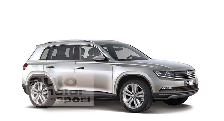 VW Tiguan 2015
