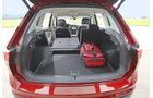 VW Tiguan Interieur, Kofferraum