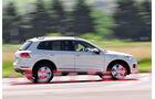 VW Touareg 3.0 TDI, Bremstest