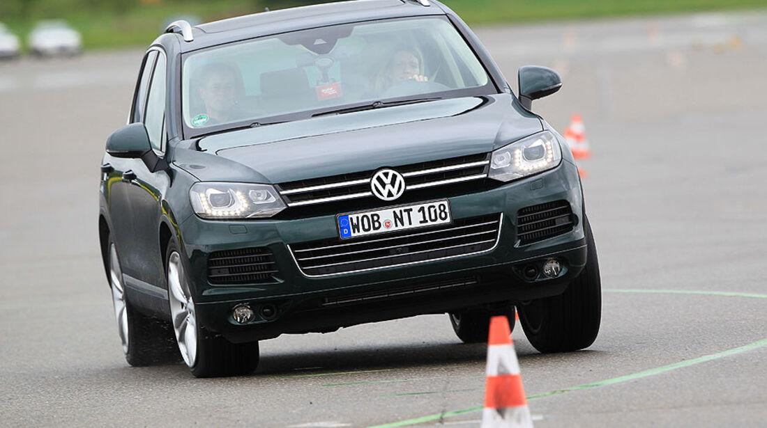 VW Touareg V6 TDI