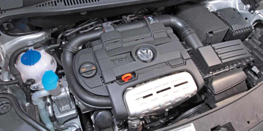 VW Touran 1.4 TSI Ecofuel, Motor