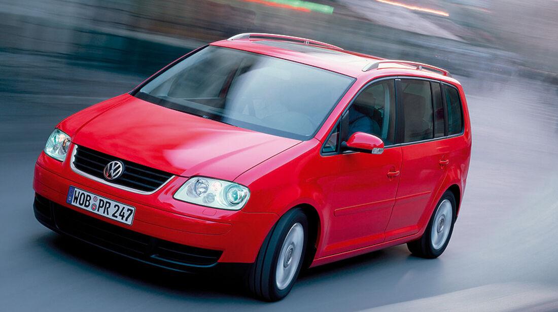 VW Touran, E10
