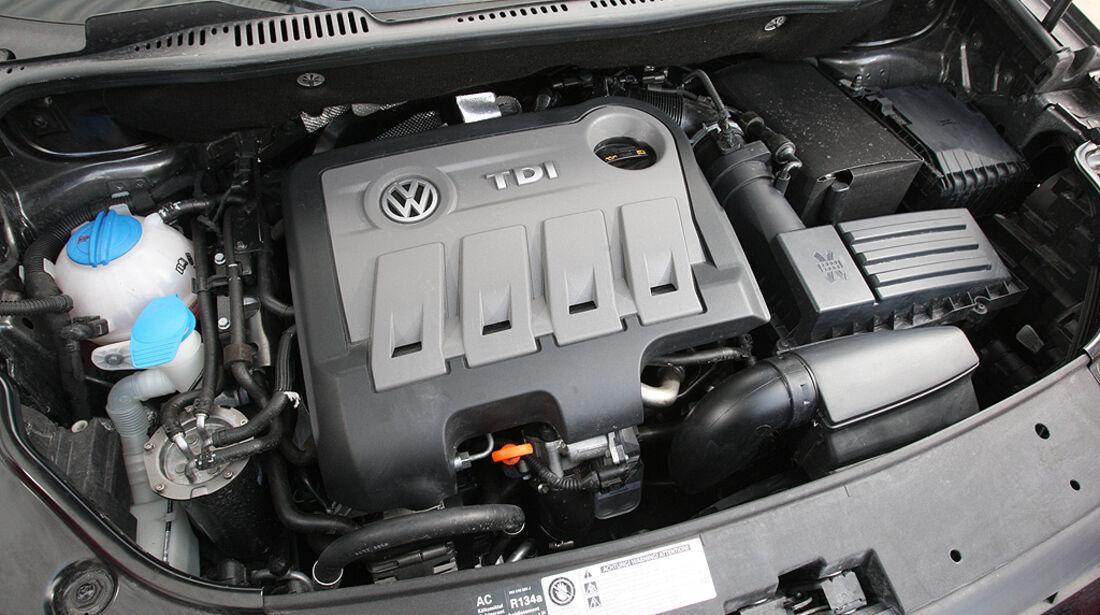 VW Touran, Motor