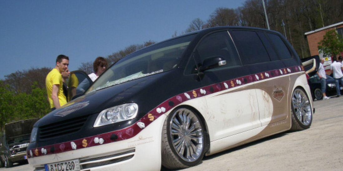 VW Touran Tuning