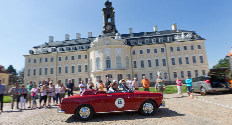 VW Typ 3, Schloss Hubertusburg