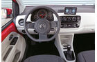 VW Up 1.0, Cockpit