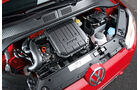VW Up 1.0, Rundinstrumente