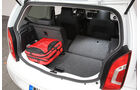VW Up 1.0 White, Kofferraum