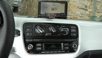 VW Up 1.0 White, Navi