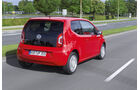 VW Up, Heck