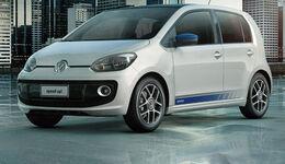 VW Up Speed TSi Brasilien