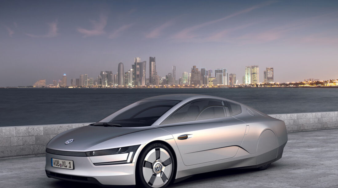 VW XL1, Baujahr 2011