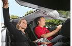 VW XL1, Seitentür