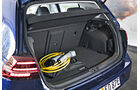VW e-Golf, Interieur