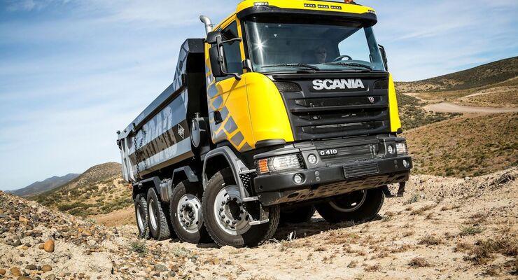 VW hält 99,57 Prozent der Scania-Aktien, der Stimmrechtsanteil liegt bei 99,66 Prozent.