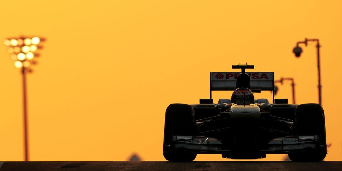 Valtteri Bottas - GP Abu Dhabi 2013