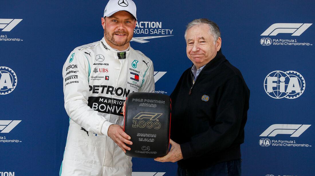 Valtteri Bottas - GP China 2019