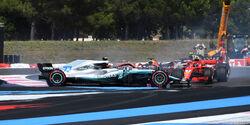 Valtteri Bottas - GP Frankreich 2018