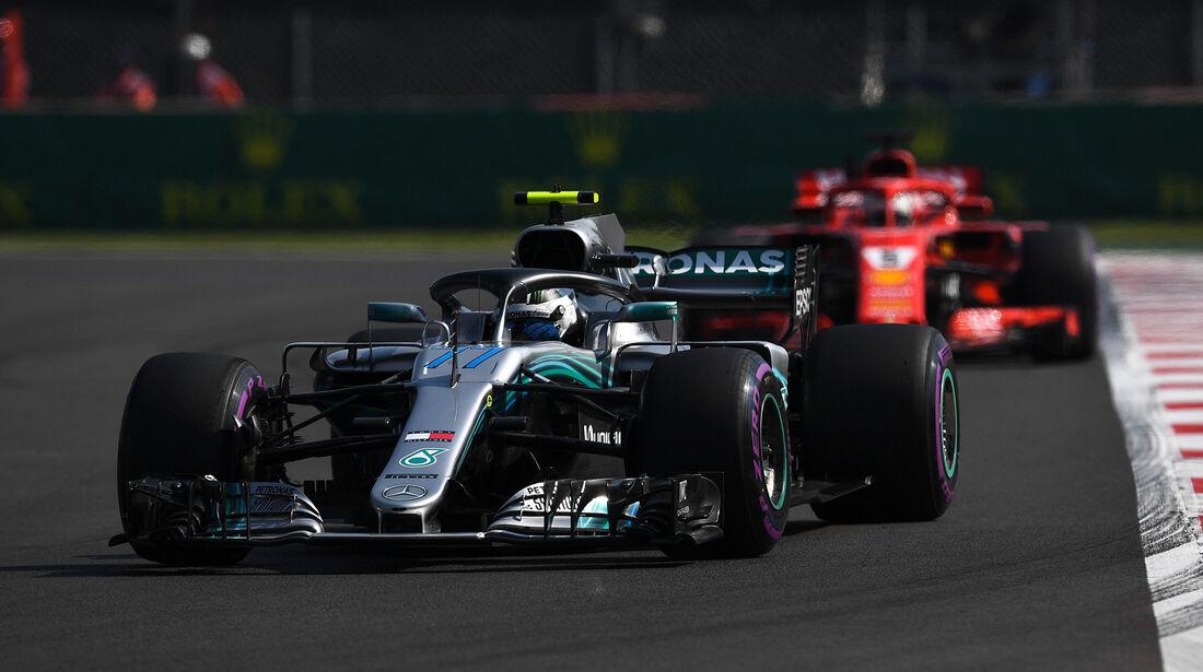 Valtteri Bottas - GP Mexiko 2018